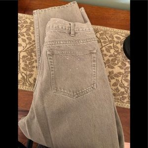 Men's EUC nearly new Tan:Beige Jeans